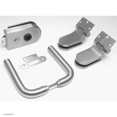 Комплект O BN-SS (матовая нержавеющая сталь)