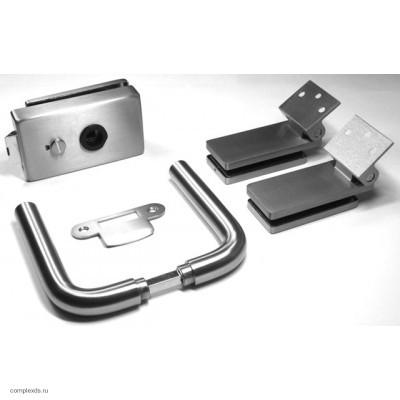 Комплект F BN-SS (матовая нержавеющая сталь)