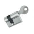 """Цилиндр """"ключ-ключ"""" HAG ID - 7 AB (античная бронза)"""