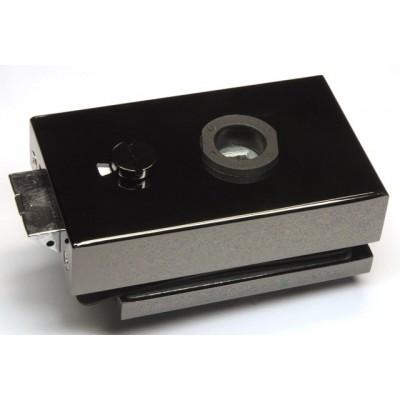Замок c индикатором HAG ID-700SB BN - черный никель