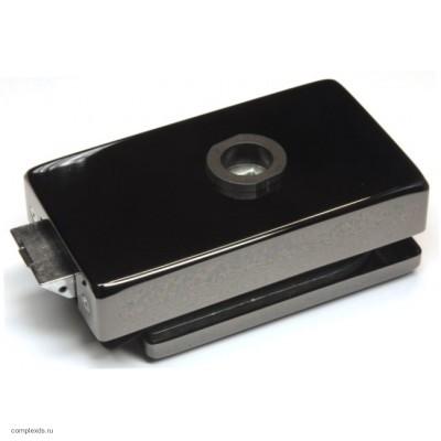 Замок гладкий HAG ID-700SC BN- черный никель