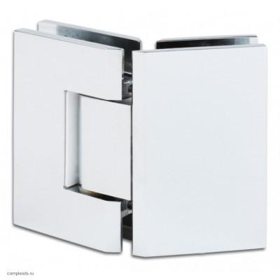 Петля для душевых кабин Bilbao 135° стекло-стекло без регулировки