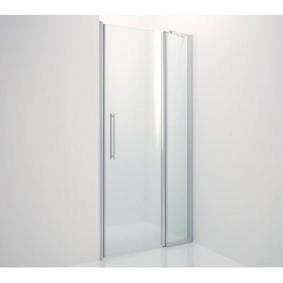 Дополнительный комплект серии AQUA для неподвижного остекления для стекла 6мм L=2200мм стекло-стена цвет полированный алюминий