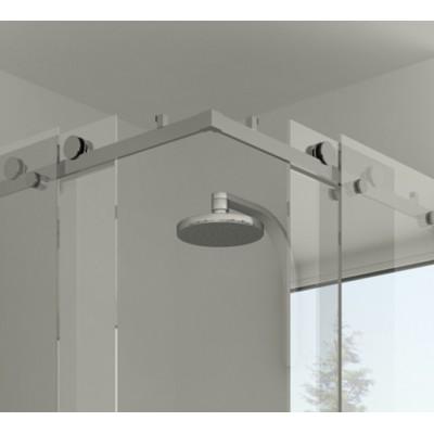 Раздвижная система для двустворчатых душ.кабин Premium Slide SH L=1000х1000mm угловая
