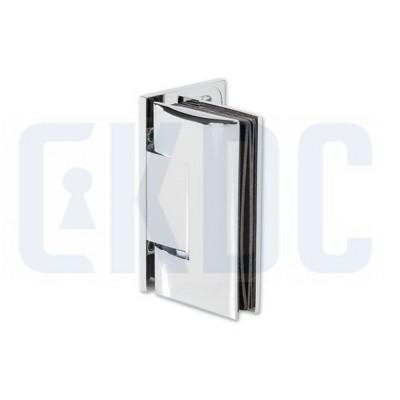 Петля для душевых кабин Art 90° стекло-стена с односторонним креплением без регулировки