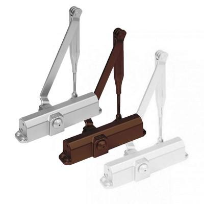Доводчик Dorma TS Compakt для дверей весом до 90 кг в комплекте со стандартным рычагом, EN 2/3/4