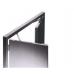 Скрытый доводчик HAG-603 для дверей весом до 60 кг, комплект