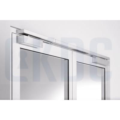 Координатор Dorma (Дорма) G-GSR/V (с отделками - нержавеющая сталь и латунь)