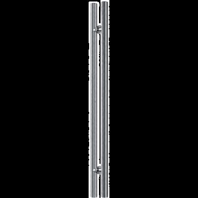 Dorma Puxador Ручка-скоба прямая двухсторонняя длина 720 мм