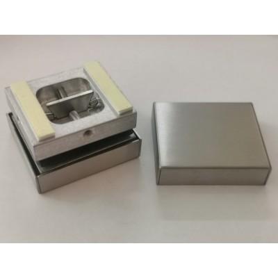 Коннектор стекло-стекло без вырезов в стекле HAG PF-05 SSS