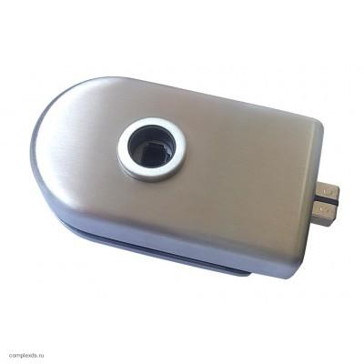 Замок гладкий магнитный HAG ID-650SC BN-SS —матовая нержавеющая сталь