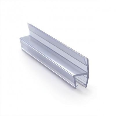 Профиль уплотнительный PS-1-8 для стекла 8 мм h-образный