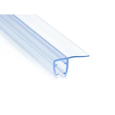 Профиль ПВХ уплотнительный PS-13-8 для стекла 8 мм