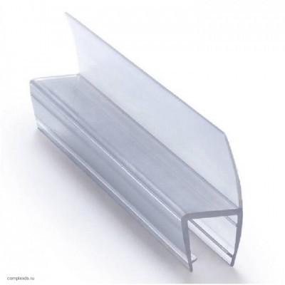 Профиль уплотнительный PS-18-8 для стекла 8 мм h-образный с длинным усом