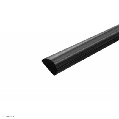 Порог акриловый для душевой кабины, черный 10x5 мм, длина 2000 мм купить в СПб