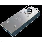 Доводчик напольный дверной GMT H-555 с фиксацией 90 градусов