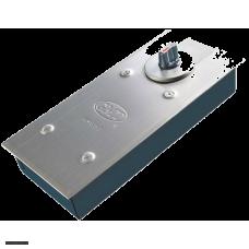 Доводчик напольный дверной GMT H-555 (O) с фиксацией 90 градусов