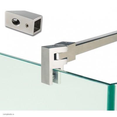 Стабилизационная штанга в наборе Bohle square 15x15 стекло - стена 45°