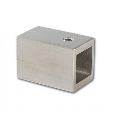 Коннектор для крепления штанги к стене 90° Bohle square 15x15