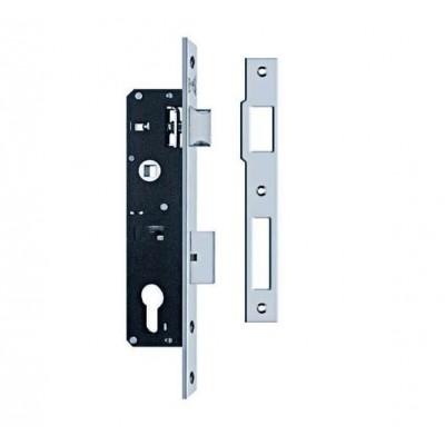 Дверной замок KDC 153 (25 мм) с язычком