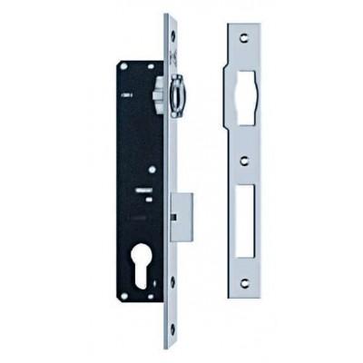 Дверной замок KDC 155 (30 мм) с роликом