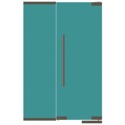 Решение №5 (Одностворчатая дверь c одной фрамугой)