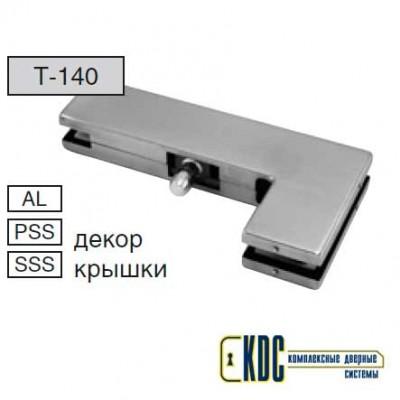 Фитинг угловой соединительный с осью Т-140 SSS